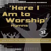 Here I Am To Worship (Hymns) packshot