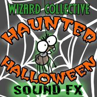 Haunted Halloween Sound FX packshot