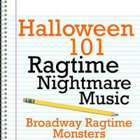 Halloween 101 - Ragtime Nightmare Music packshot