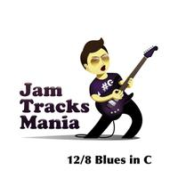 12/8 Blues in C (Backing Track) - EP packshot