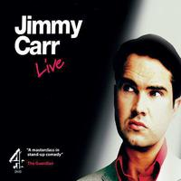 Jimmy Carr Live packshot
