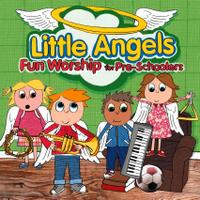 Little Angels: Fun Worship for Pre-Schoolers packshot