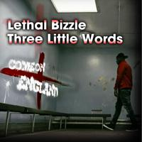 Three Little Words (Come On England) - Single packshot