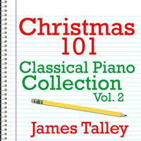 Christmas 101 - Classical Piano Collection Vol. 2 packshot