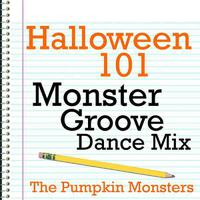 Halloween 101 - Monster Groove Dance Music packshot