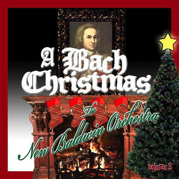 A Bach Christmas (Volume 3)