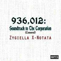 936,012: Soundtrack to the Corporation (Censored) packshot