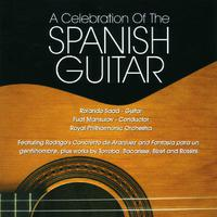 Rodrigo, Bacarisse, Bizet, Torroba & Rossini : A Celebration Of The Spanish Guitar packshot