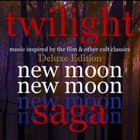 New Moon Twilight Saga Deluxe Edition packshot