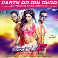 Party On My Mind - Single packshot