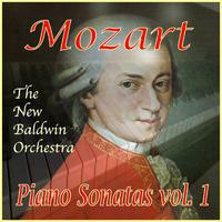 Mozart Piano Sonatas (Volume One) packshot