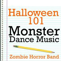 Halloween 101 - Monster Dance Music packshot