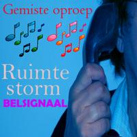 Ruimte Storm Belsignaal - Single packshot