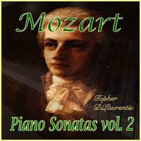 Mozart Piano Sonatas (Volume Two) packshot