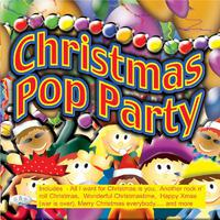 Christmas Pop Party packshot