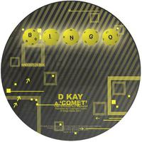 Comet / Dubplate - Single packshot